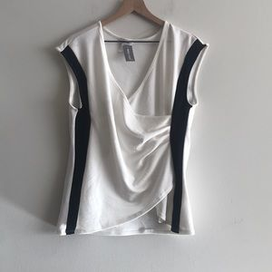 NWT Wet Seal Sleeveless Blouse Size 2X